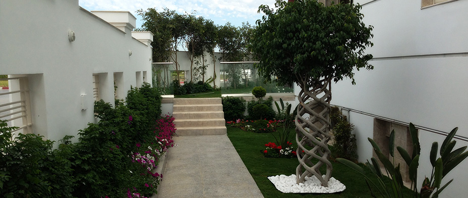 Decoration jardin tunisie beautiful dcoration mobilier de for Decoration jardin tunis